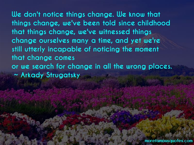 For Change Quotes Pictures 2
