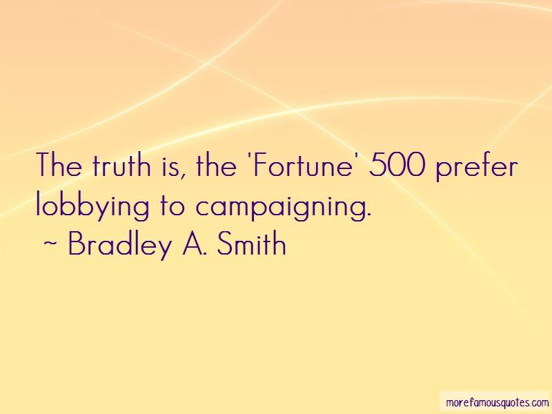 Fortune 500 Quotes