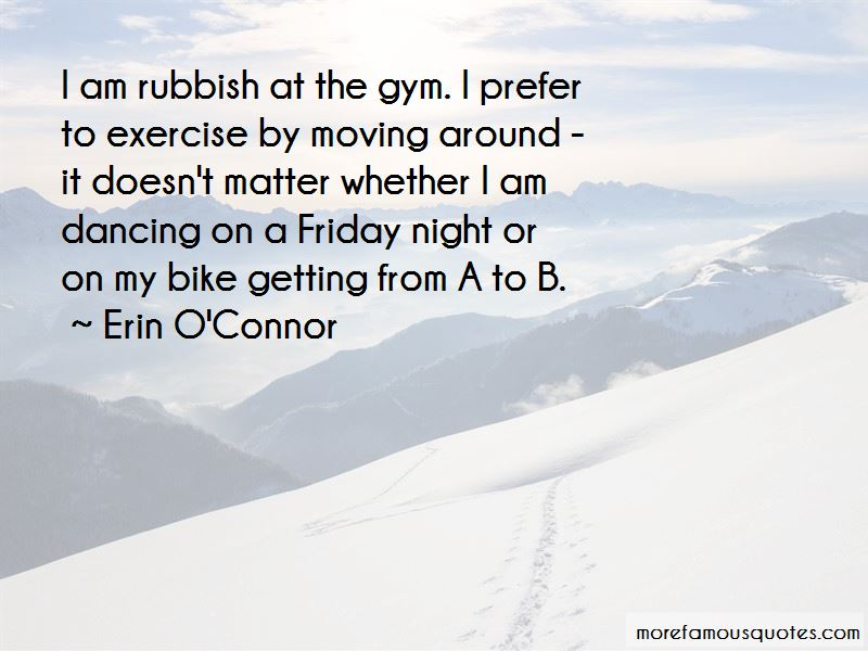 Friday Night Gym Quotes