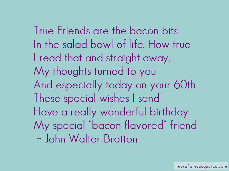 Friends 60th Birthday Quotes