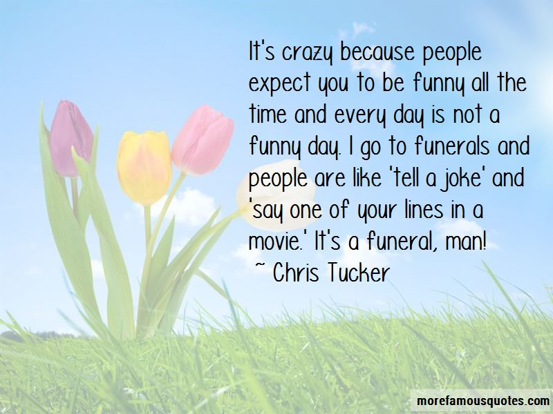Funny Funeral Movie Quotes