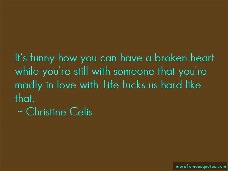 Funny Madly In Love Quotes