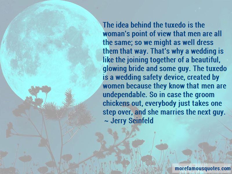 Glowing Bride Quotes