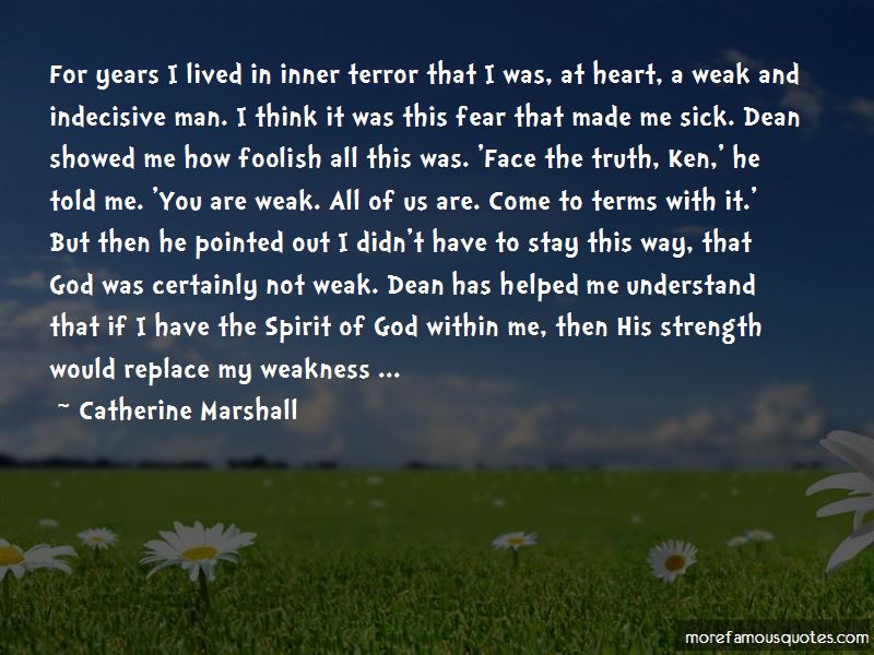 God Within Me Quotes