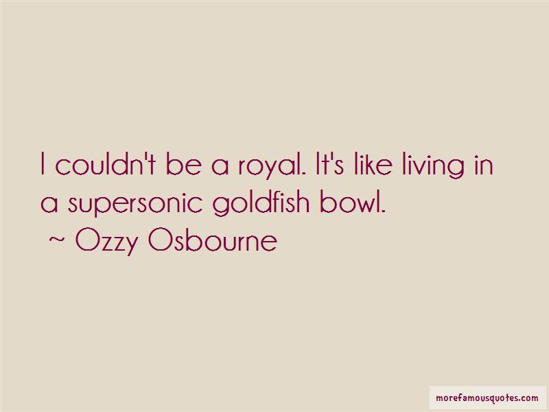 Goldfish Bowl Quotes Pictures 2