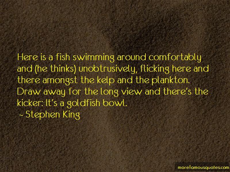 Goldfish Bowl Quotes Pictures 3
