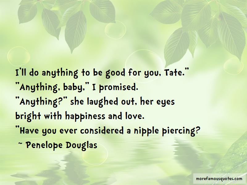 Happiness With My Baby Quotes Pictures 2