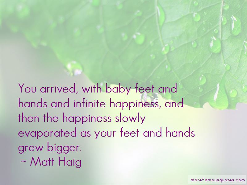 Happiness With My Baby Quotes