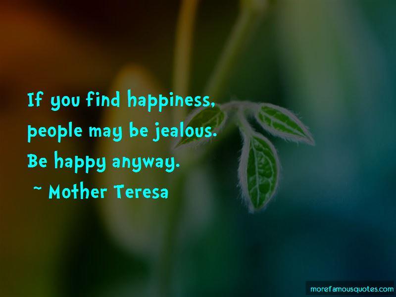 Happy Anyway Quotes