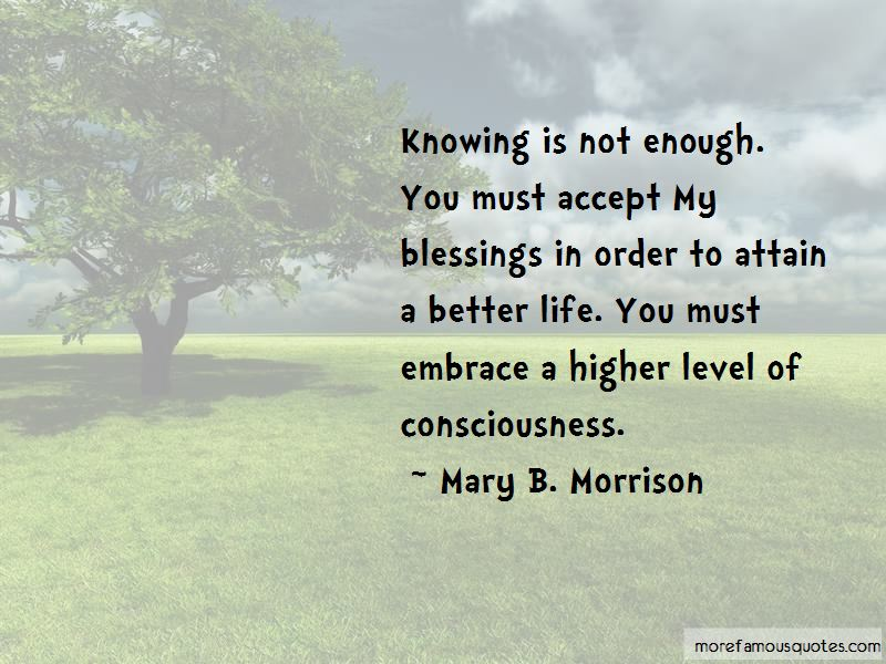 Higher Level Of Consciousness Quotes Pictures 3