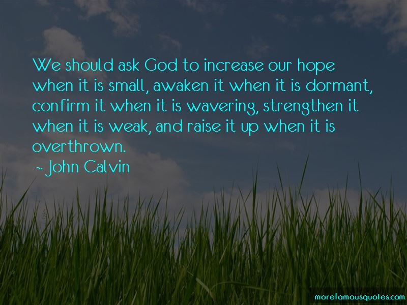 Hope Is For The Weak Quotes Pictures 3