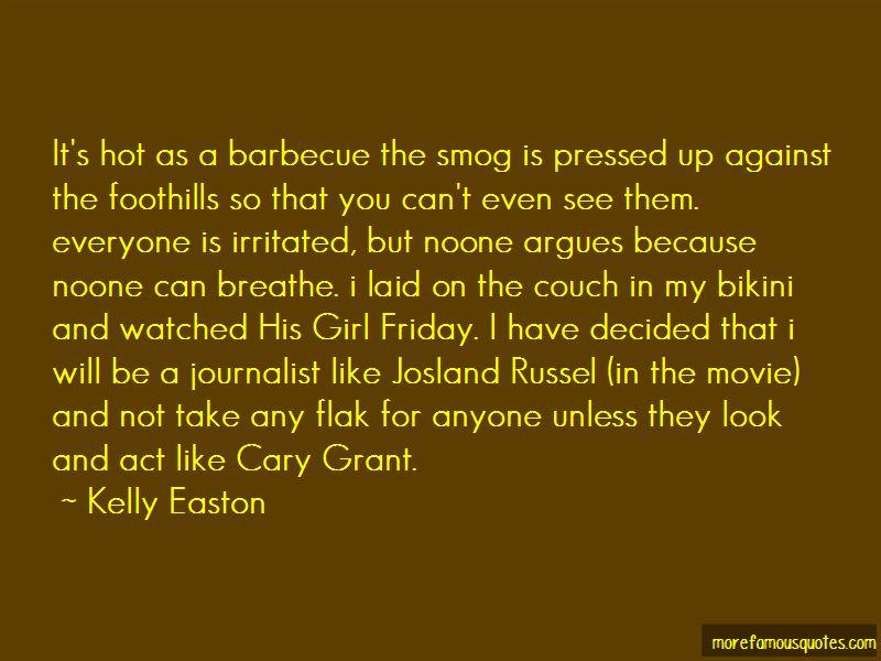 Hot Bikini Quotes