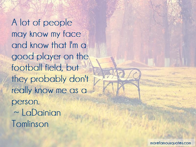 I Am A Football Player Quotes Pictures 3