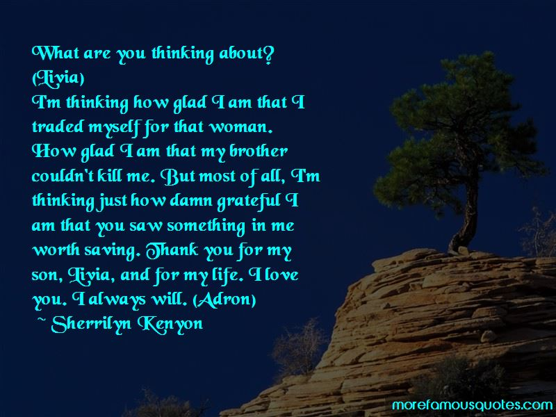 I Ll Always Be Thinking Of You Quotes