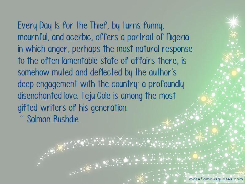 I Love Nigeria Quotes