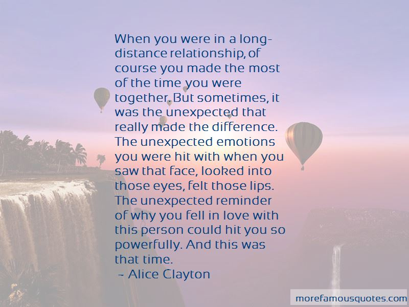 I Love You Long Distance Relationship Quotes