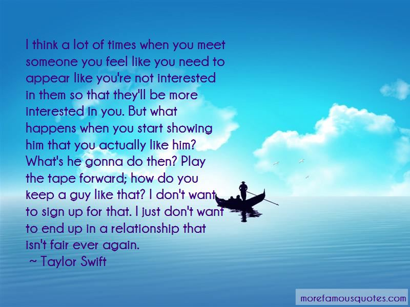 I Want A Guy Like You Quotes Pictures 2