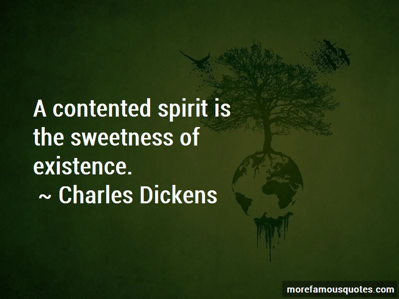 I'm Contented Quotes Pictures 4