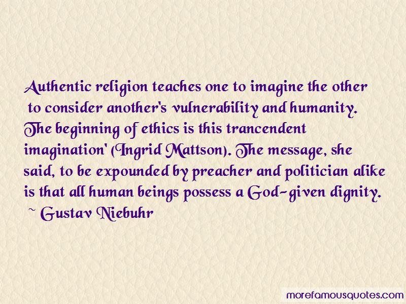 Ingrid Mattson Quotes