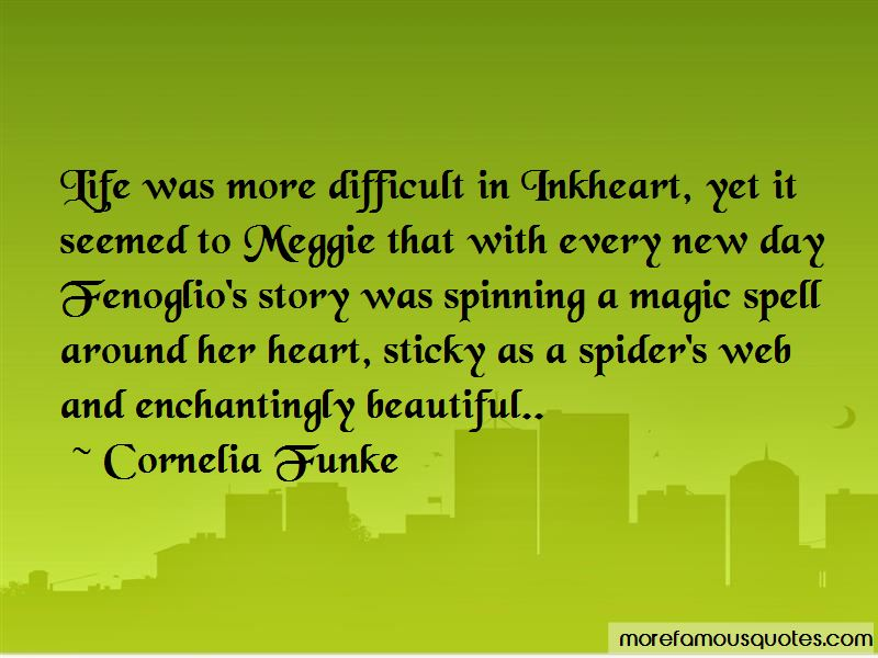 Inkheart Quotes