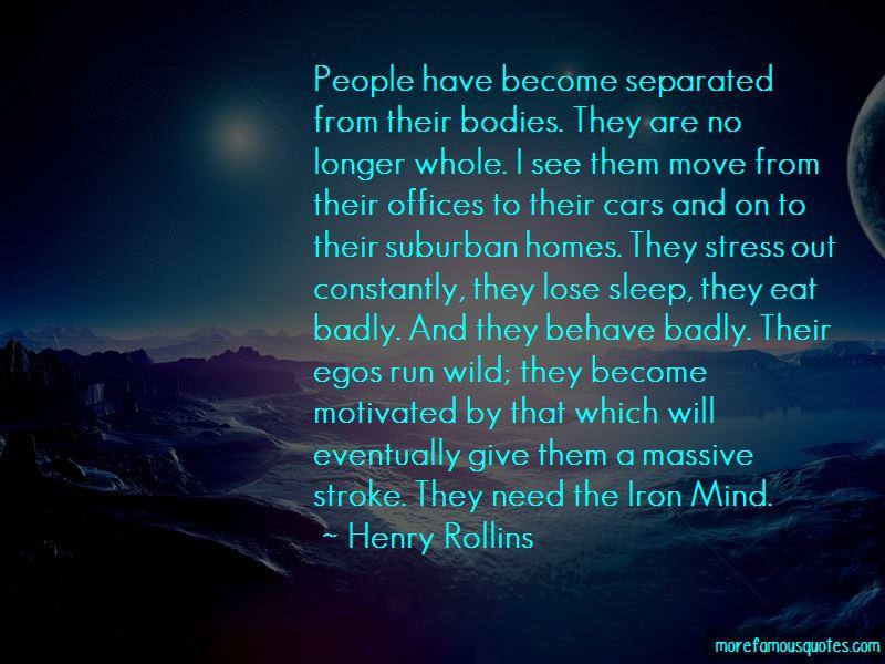 Iron Mind Quotes