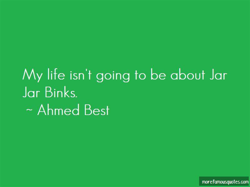 Famous jar jar binks quotes