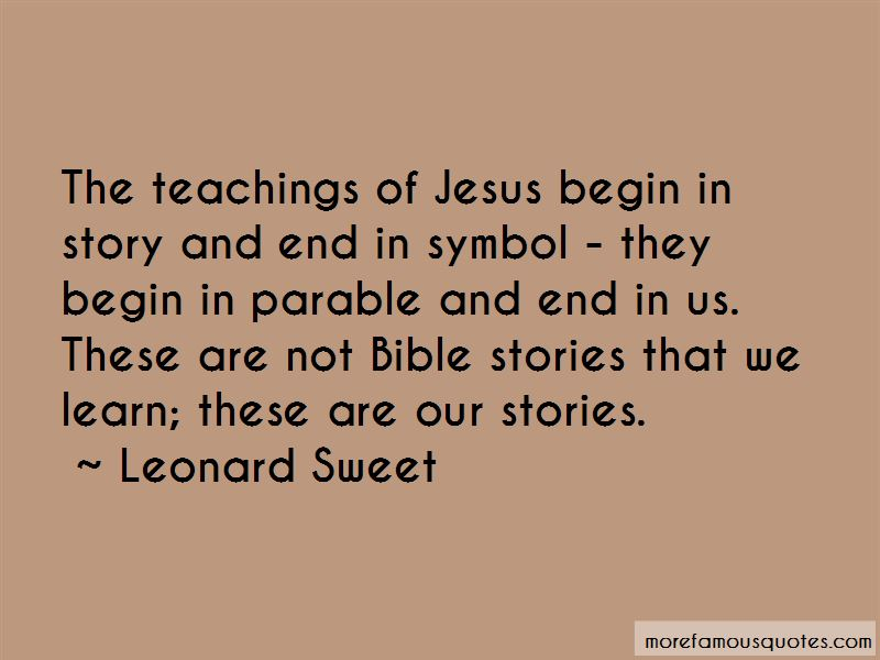 Jesus Parable Quotes Pictures 4
