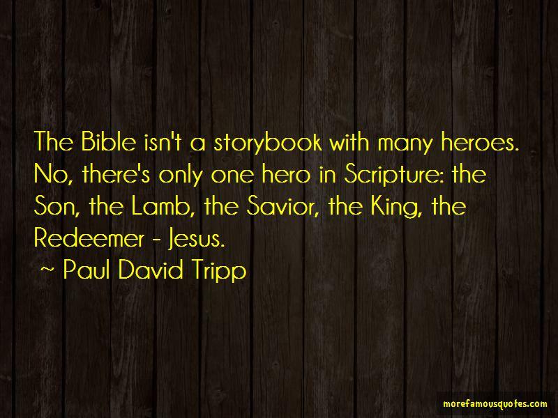 Jesus Storybook Bible Quotes