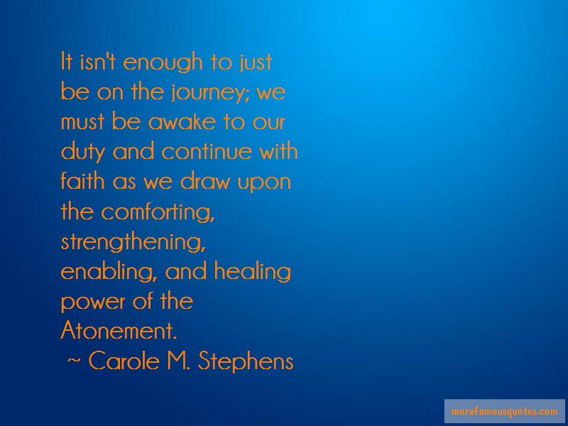 Journey Continue Quotes