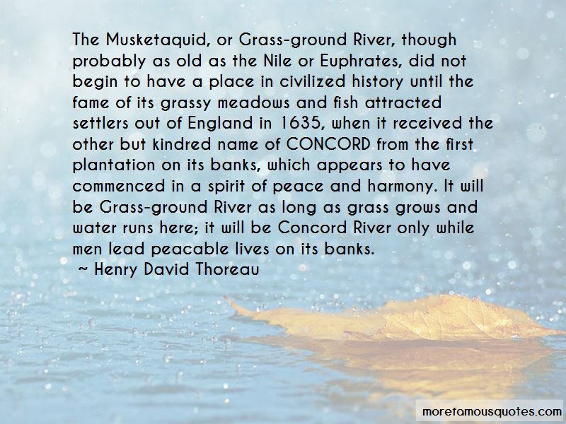 Kindred The River Quotes