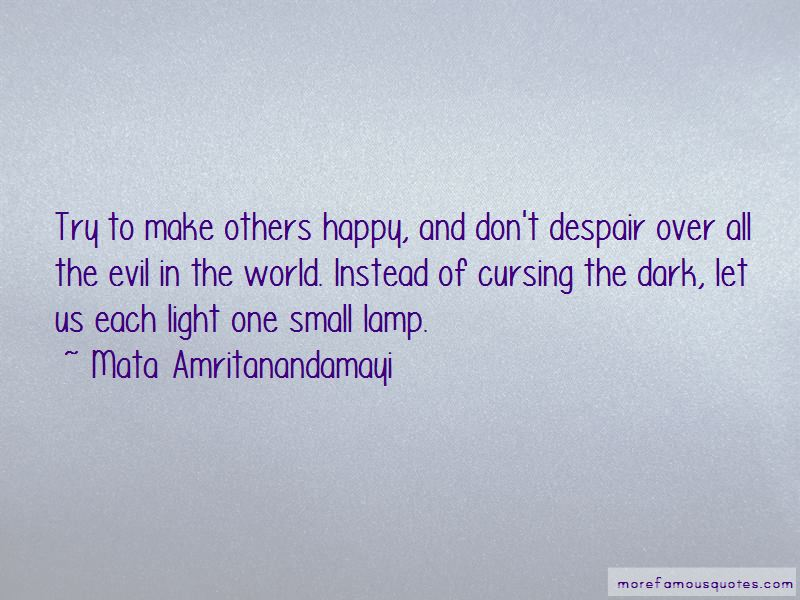 Let Others Be Happy Quotes
