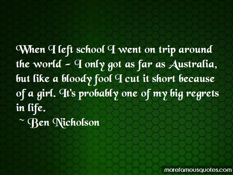 Life Is A Short Trip Quotes