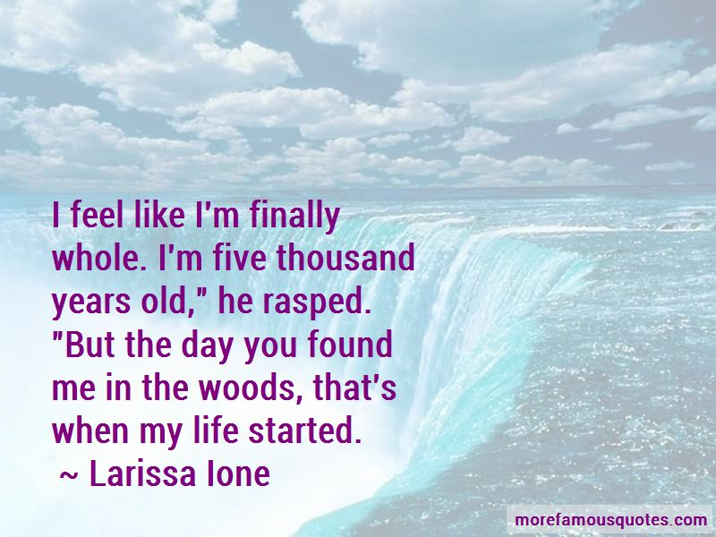 Life Started Quotes Pictures 2