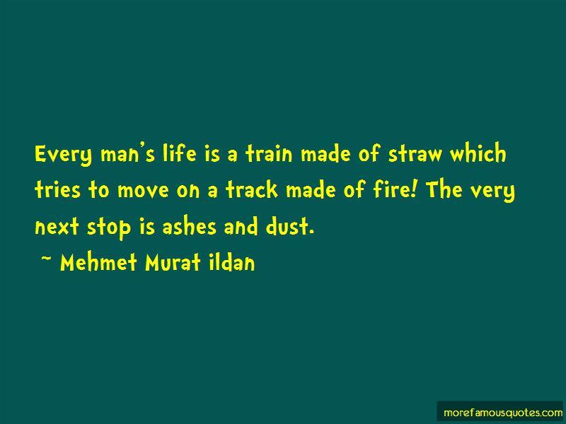 Life Train Track Quotes