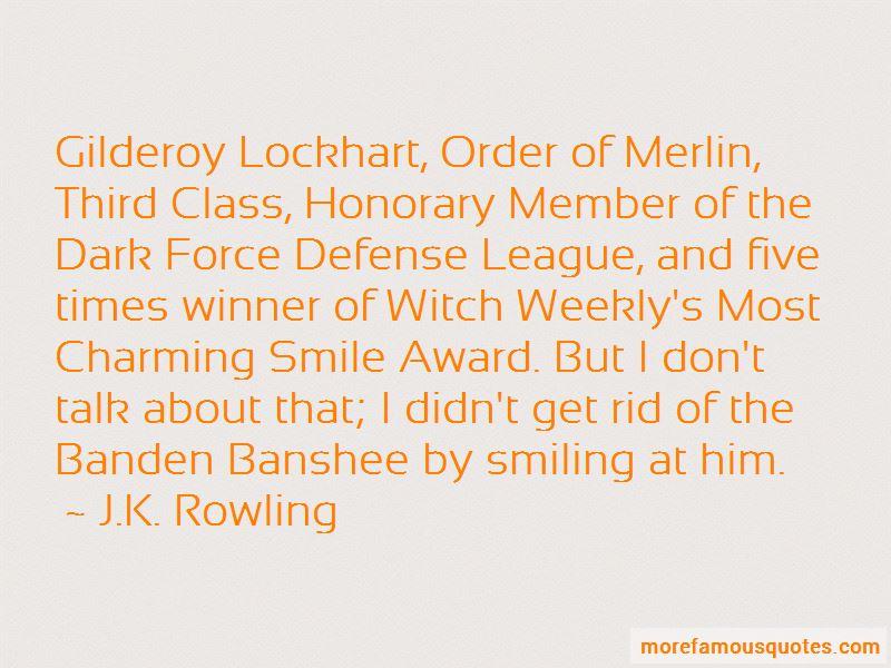 Lockhart Quotes Pictures 4
