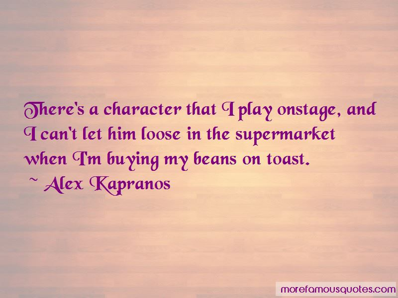 Loose Character Quotes