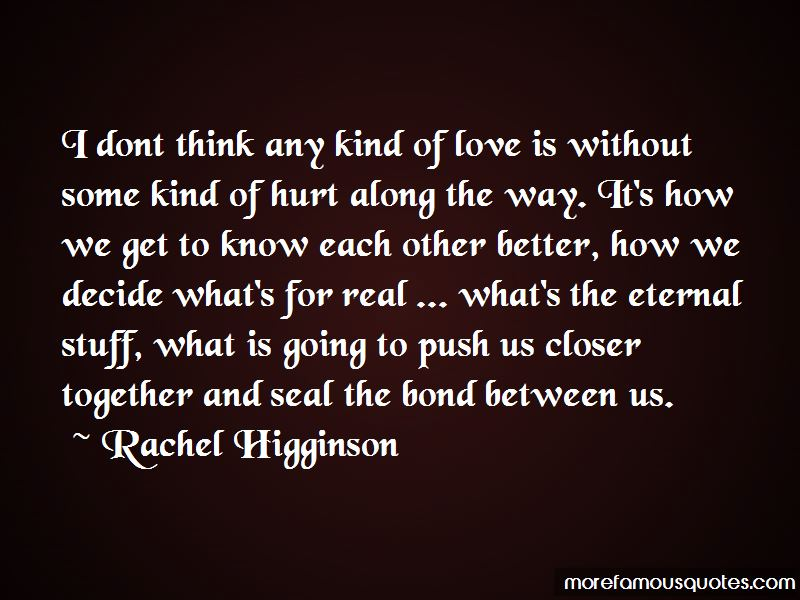 Love Dont Hurt Quotes