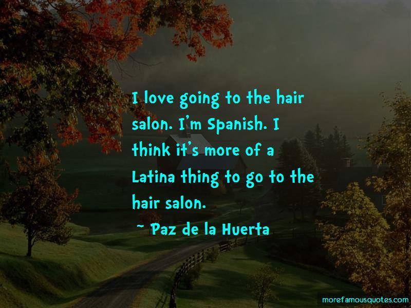 Love Latina Quotes