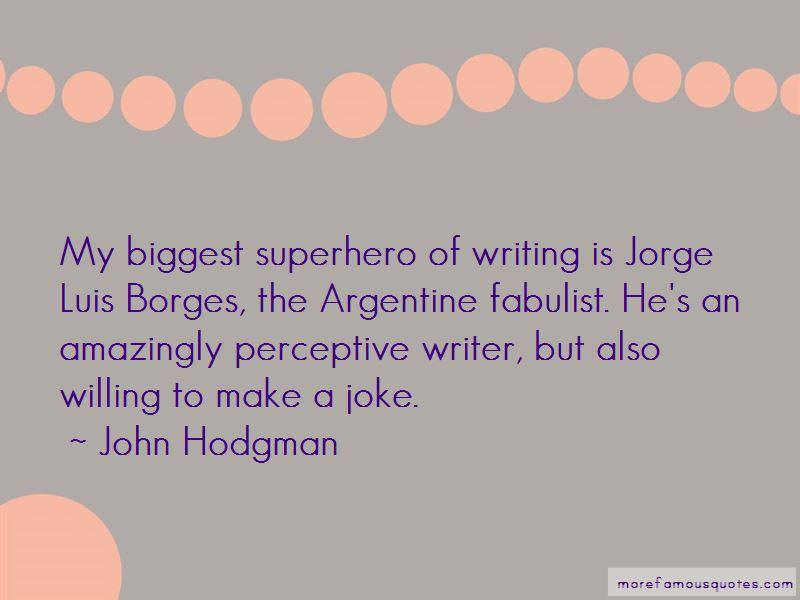 Luis Borges Quotes