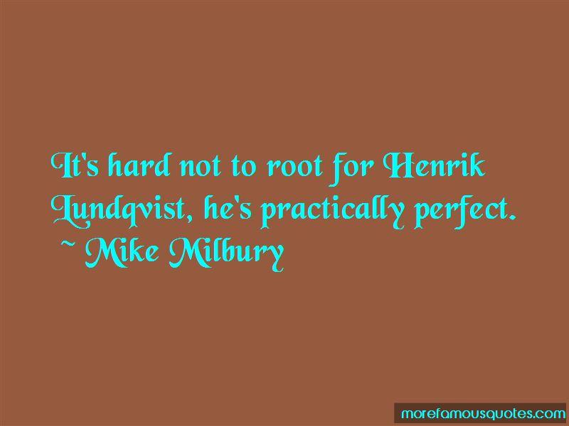 Lundqvist Quotes