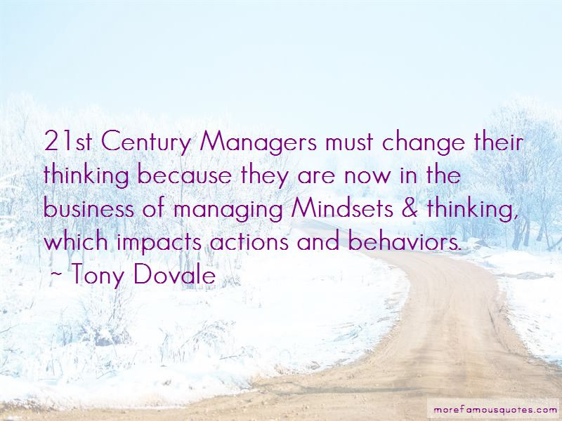 Managing Change Business Quotes