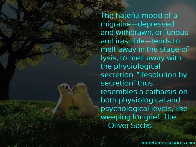 Migraine Go Away Quotes