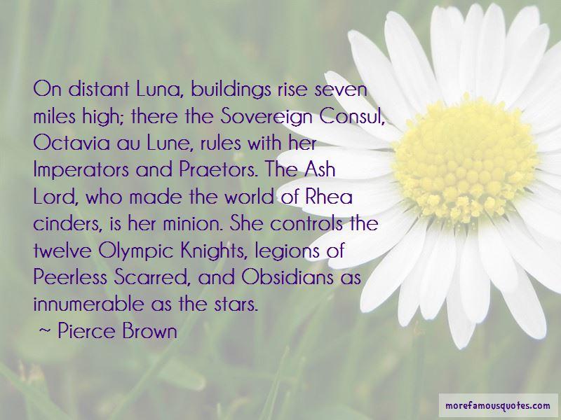 Miles Luna Quotes