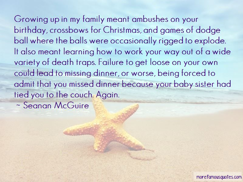 Missing Family Death Quotes