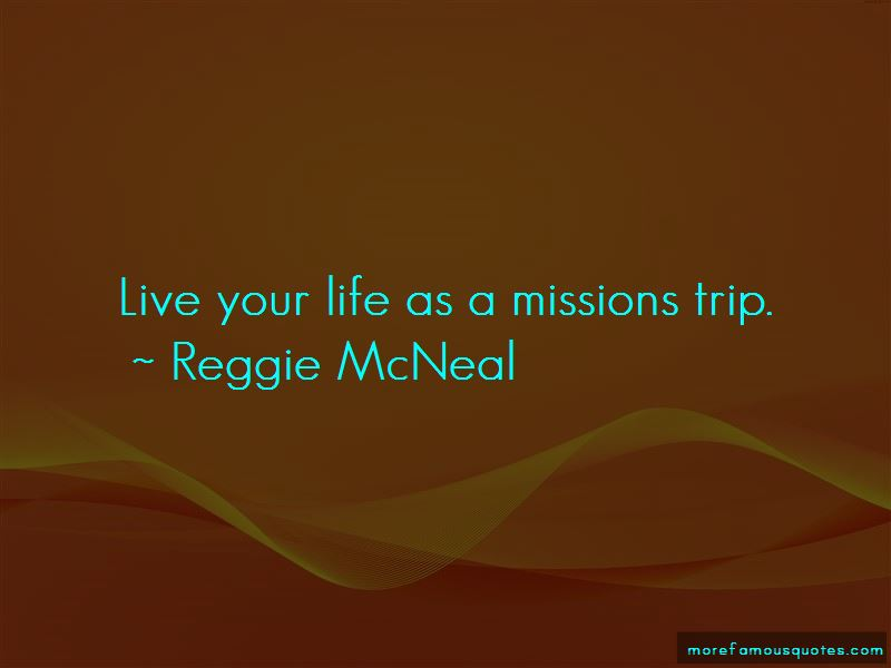 Missions Trip Quotes