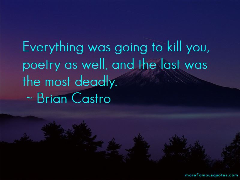Most Deadly Quotes Pictures 3
