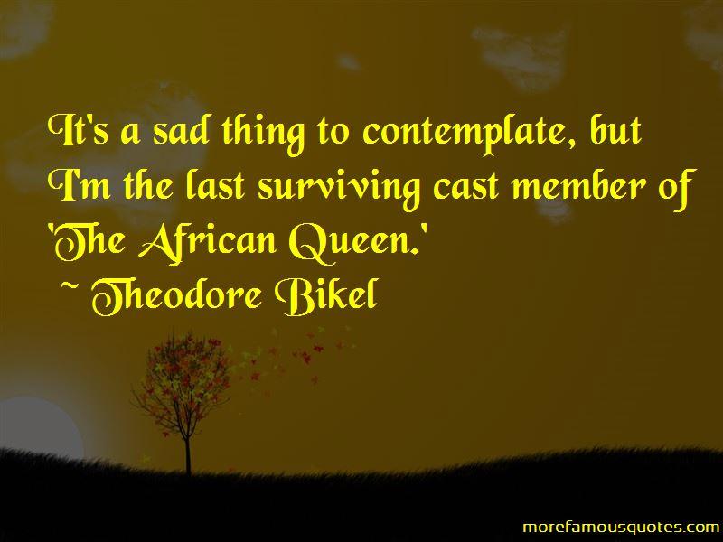 My African Queen Quotes