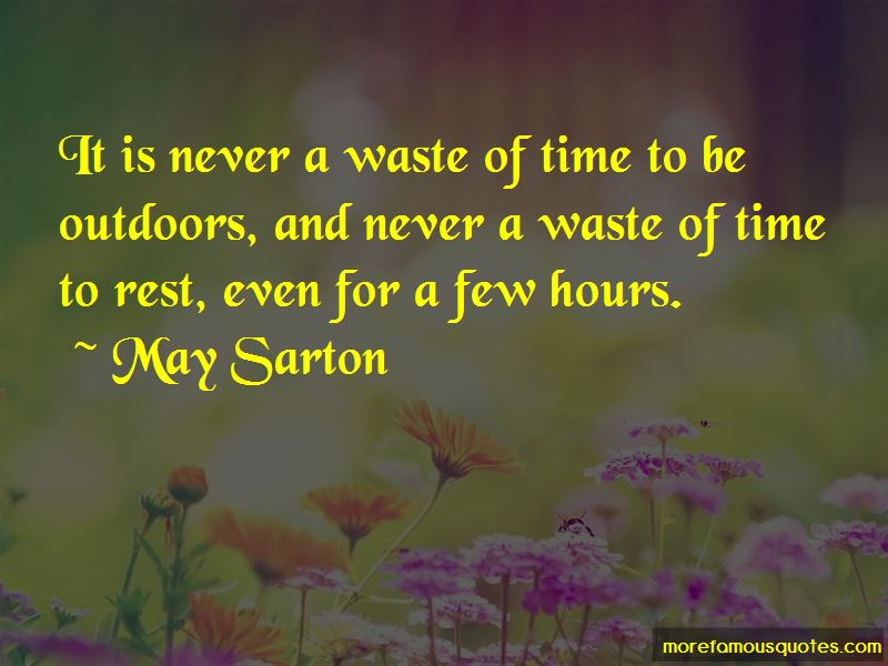 Never Waste My Time Quotes Pictures 3