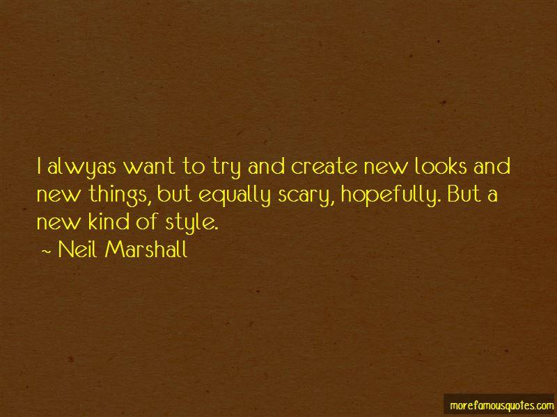 New Looks Quotes