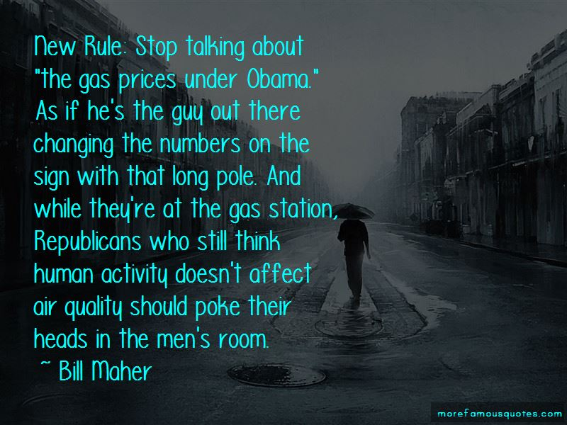 Obama On Gas Prices Quotes